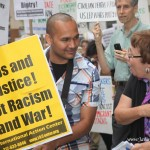 Sunday, September 11th, 2011. 10 anniversary of 9/11: Rally, march and cultural exhibition against racism, war & anti-Muslim bigotry.