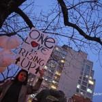 December/17/2011- 3rd month anniversary of Occupy Wall Street - New York City - Aniversario del 3er mes del Movimiento Ocupa Wall Street. Ciudad de Nueva York.