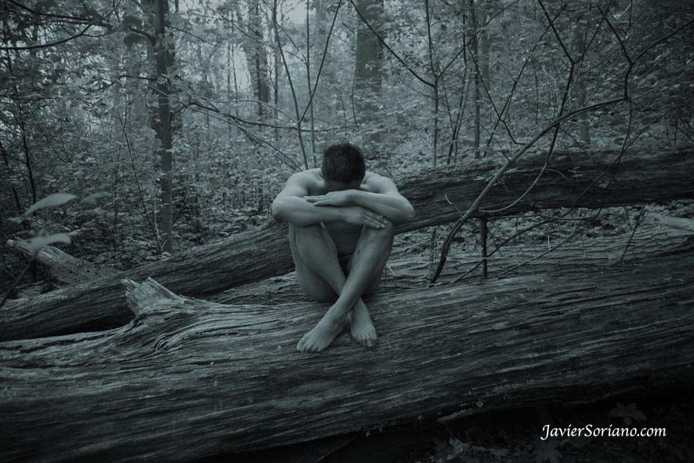 Outdoors fine nude artistic photography. Your body is art. Freedom of expression is powerful!.
