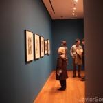 Viernes, 27 de Enero, 2012 Ciudad de Nueva York - Diego Rivera en el Museo de Arte Moderno (The Museum of Modern Art – MoMA). Visitantes en el Museo de Arte Moderno viendo las obras de arte de Diego Rivera. Foto por Javier Soriano/www.JavierSoriano.com
