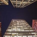 1/27/2012 -Skyscrapers in Manhattan, New York City - Rascacielos en la Ciudad de Nueva York. Photo by Javier Soriano/www.JavierSoriano.com