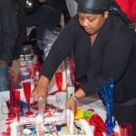 """10/19/2013 - Family members and friends of Kimani """"Kiki"""" Gray celebrated his 17th birthday."""
