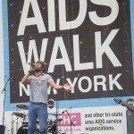 Sunday, May 17th, 2015. New York City – Today, GMHC celebrated its 30TH ANNUAL AIDS WALK NEW YORK (AWNY). The day was beautiful. Thousands of people walked the 6.2 miles. Over $4.88 million were raised. Photo by Javier Soriano/http://www.JavierSoriano.com/