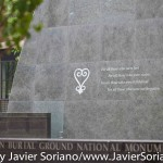 5/21/2015 - African Burial Ground National Monument in Manhattan, New York City. Photo by Javier Soriano/http://www.JavierSoriano.com/