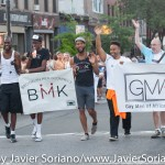 On Saturday, June 13, 2015, Brooklyn celebrated its LGBTQ community with a parade. Some of those who marched were NYC Mayor Bill de Blasio, Brooklyn Borough President Eric L. Adams, Public Advocate for NYC Letitia James, New York City Council Member Carlos Menchaca, New York City Council Member Corey Johnson, New York City Council Member Daniel Dromm, and others. Photo by Javier Soriano/http://www.JavierSoriano.com/