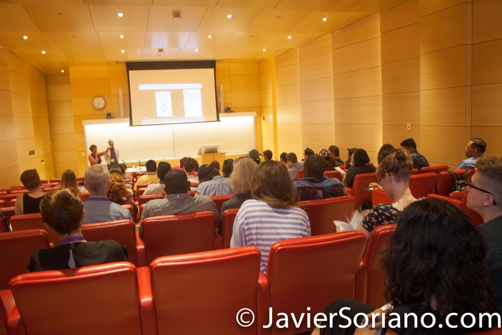 August NYC - #qi2: 2015 Queering Immigration Conference at The New School. Photo by Javier Soriano/www.JavierSoriano.com