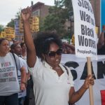 Sandra Bland was a 28-year-old black woman who was found hanged in a jail cell in Waller County, Texas, on July 13, 2015. Her death was classified as a suicide by the county coroner. Photo by Javier Soriano/http://www.JavierSoriano.com/