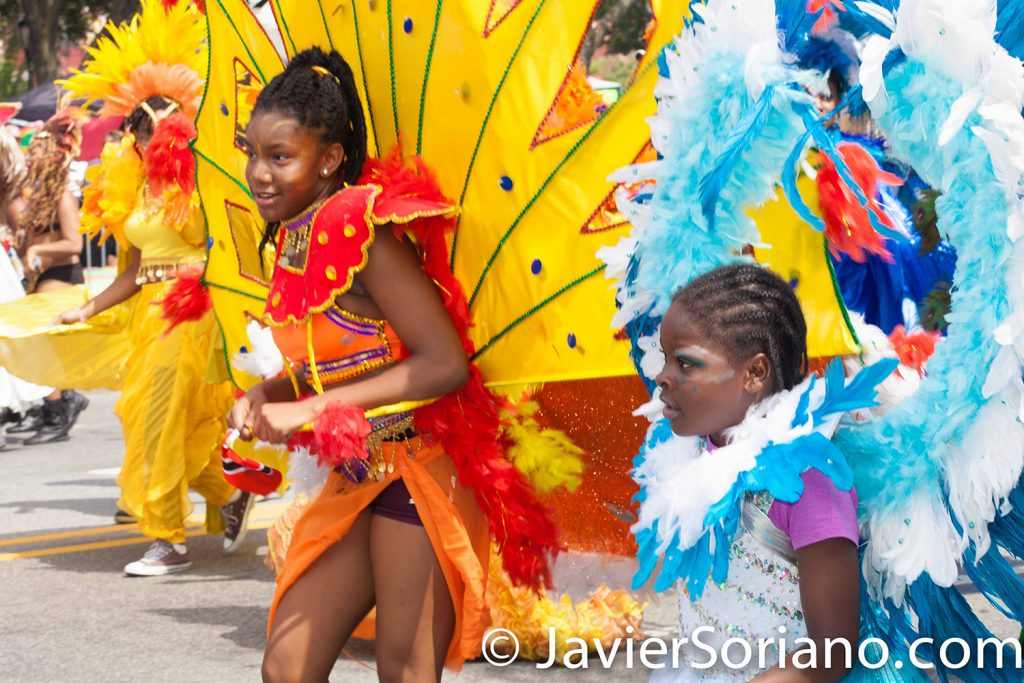 9/5/2016 Brooklyn, NYC - West Indian Caribbean Carnival Parade (Labor Day). As always, the Caribbean Parade was amazing!!! Photo by Javier Soriano/www.JavierSoriano.com