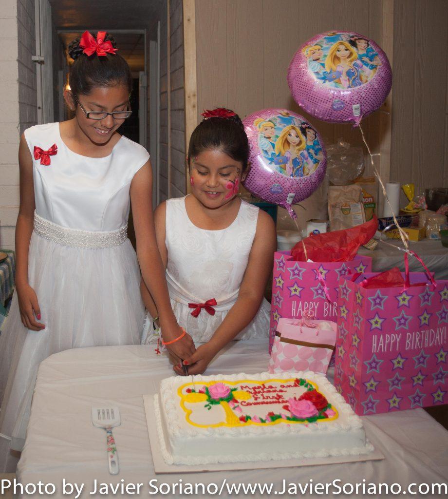 4/16/2016 - Fiesta de niñas/niños. Arizona, USA.  Foto por Javier Soriano/www.JavierSoriano.com