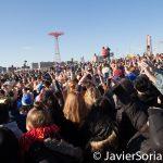 1/1/2017 NYC - 113th Annual Coney Island Polar Bear New Years Day Plunge. Photo by Javier Soriano/www.JavierSoriano.com
