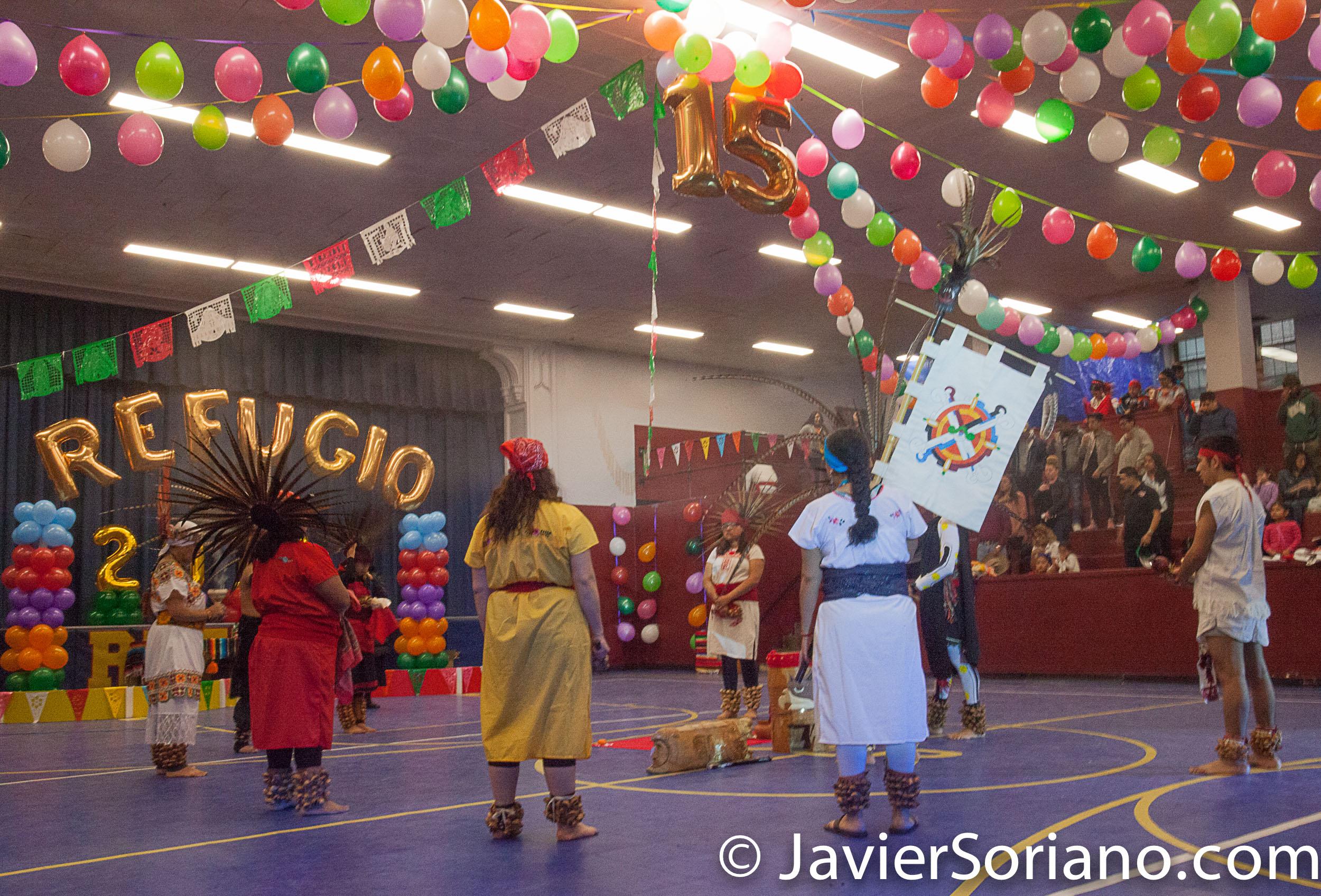 "Domingo, 26 de Marzo, 2017. Bronx, Nueva York - ""XV Festival Folklórico Mexicano."" Foto por Javier Soriano/www.JavierSoriano.com"