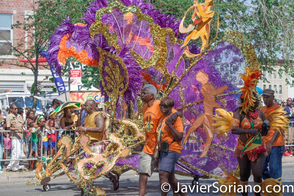 9/7/2015 Brooklyn, NYC – The 48 Annual Labor Day Parade. Photo by Javier Soriano/http://www.JavierSoriano.com/