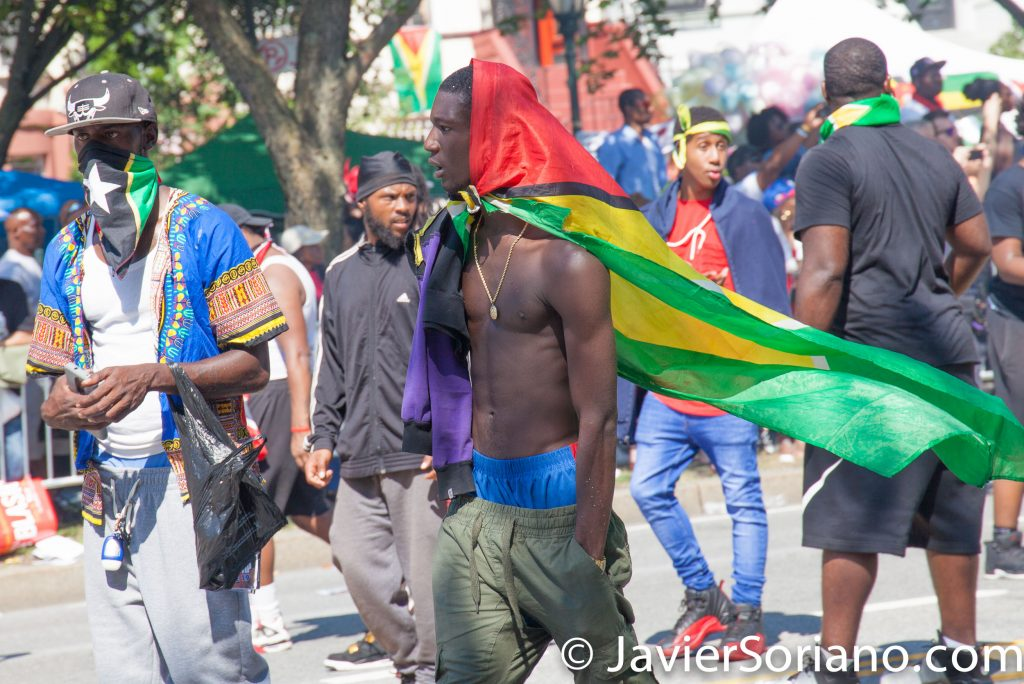 9/4/2017 Brooklyn, NYC - 50th Anniversary West Indian American Labor Day Parade. Photo by Javier Soriano/www.JavierSoriano.com