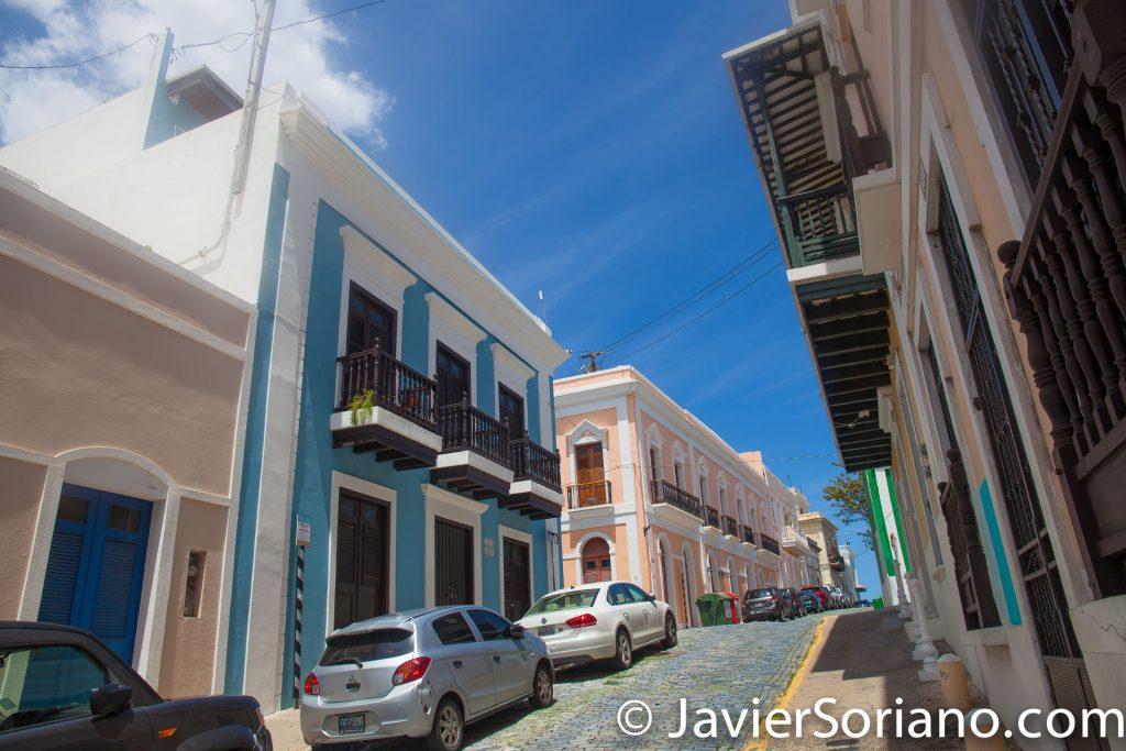 9/16/2017. Old San Juan. Puerto Rico. Photo by Javier Soriano/www.JavierSoriano.com