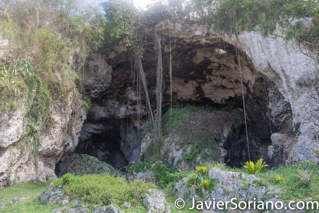 9/16/2017. Cueva María de la Cruz, Loiza. Puerto Rico. Photo by Javier Soriano/www.JavierSoriano.com