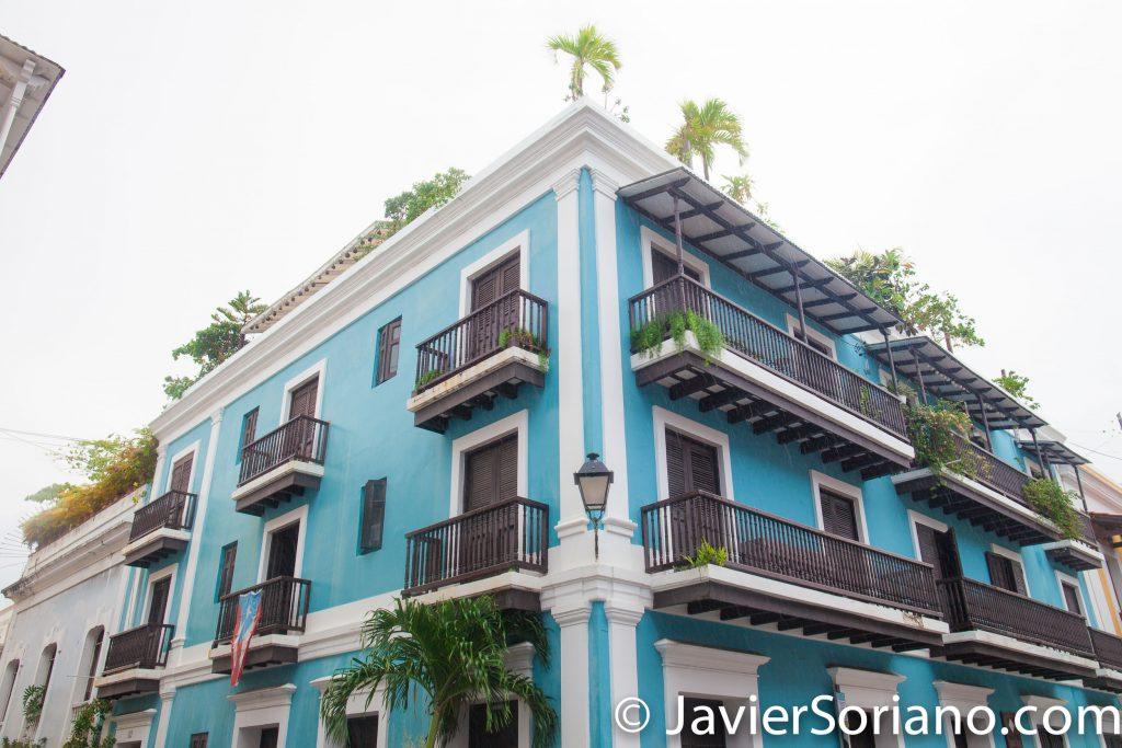 9/14/2017. Old San Juan. Puerto Rico.  Photo by Javier Soriano/www.JavierSoriano.com
