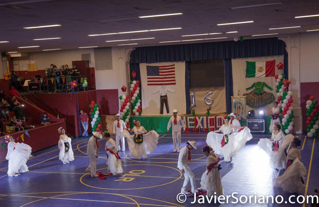 Domingo, 18 de Marzo, 2018. Ciudad de Nueva York – XVI Festival Folklórico Mexicano.   Ballet Folklórico Mexicano de Nueva York  Foto por Javier Soriano/www.JavierSoriano.com