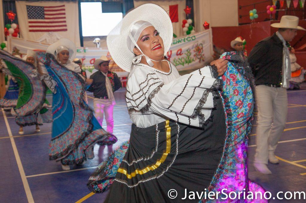 Domingo, 18 de Marzo, 2018. Ciudad de Nueva York – XVI Festival Folklórico Mexicano.   Ballet Riviera Maya.  Foto por Javier Soriano/www.JavierSoriano.com