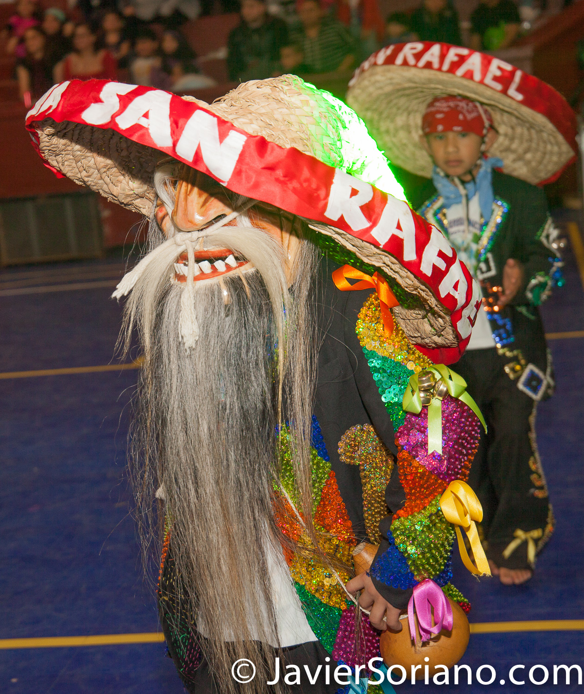Domingo, 18 de Marzo, 2018. Ciudad de Nueva York – XVI Festival Folklórico Mexicano. Tecuanes de San Rafael. Foto por Javier Soriano/www.JavierSoriano.com