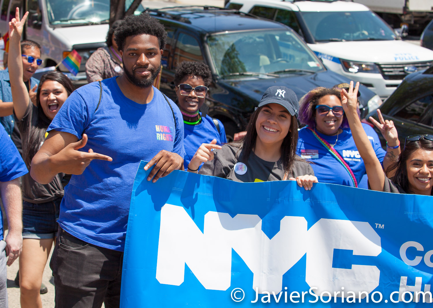 New York City – The 1 Bronx World Pride Rally, March and Festival was on Sunday, June 23, 2019. People celebrated Bronx World Pride, Pride Month and the 50th anniversary of the Stonewall Rebellion. The rally was at 161st Street and Grand Concourse. After the rally people marched the festival at 149th Street and 3rd Ave.