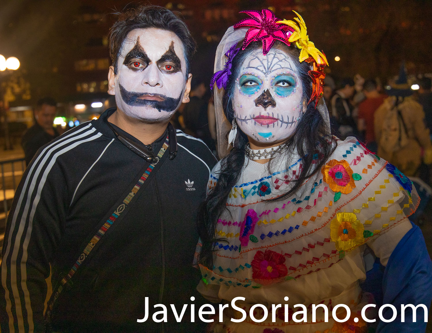 Thursday, October 31, 2019. Manhattan, New York City – 46th Annual New York City Halloween Parade. Photo by Javier Soriano/www.JavierSoriano.com