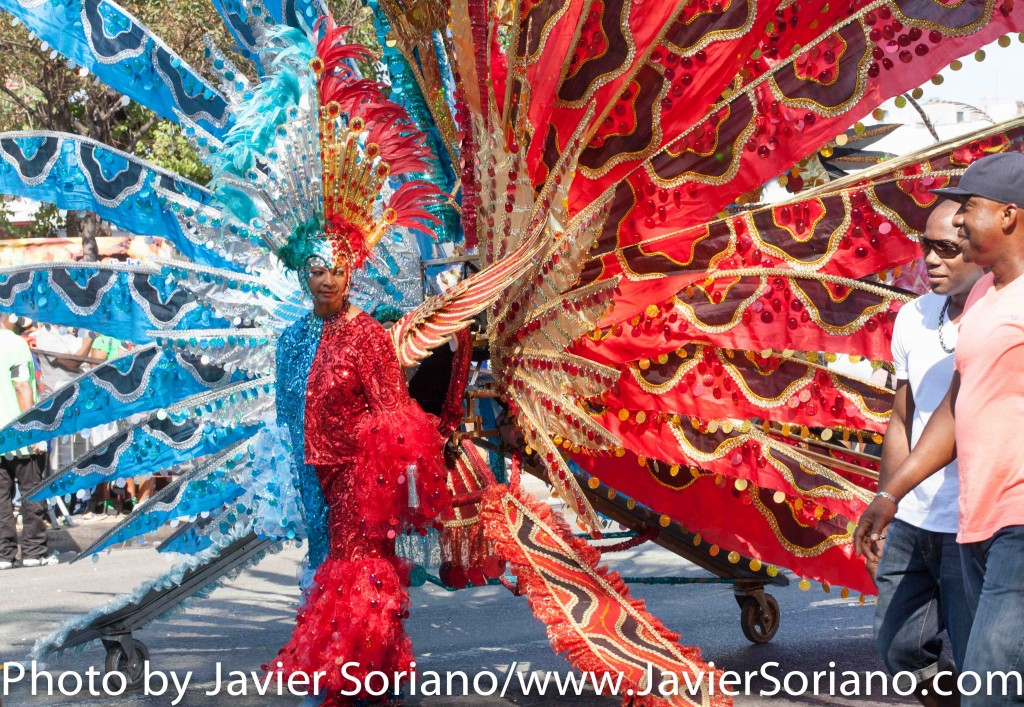 9/7/2015 Brooklyn, NYC - 48th Annual Labor Caribbean Day Parade.  Photo by Javier Soriano/http://www.JavierSoriano.com/