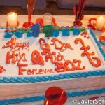 """Happy G-Day Kiki and Rich"". ""Forever 50Z"". On 10/19/2013 was the celebration of Kimani Gray's 17th birthday."