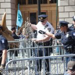 9/22/2014. NYC - NYPD officers.