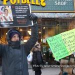 12/13/2014 Millions March NYC. Photo by Javier Soriano/http://www.javiersoriano.com/