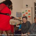 2/17/2015 Brooklyn, NYC - Audre Lorde 81st birthday celebration. Photo by Javier Soriano/www.JavierSoriano.com