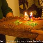 2/17/2015 NYC - Audre Lorde 81st birthday Cake. Photo by Javier Soriano/www.JavierSoriano.com