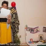 2/17/2015 NYC - Cara Page, Executive Director of The Audre Lorde Project. Photo by Javier Soriano/www.JavierSoriano.com