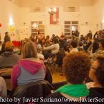 2/17/2015 NYC - Audre Lorde 81st birthday celebration. Photo by Javier Soriano/www.JavierSoriano.com