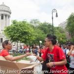 5/17/2015 Manhattan, NYC - 30th annual AIDS Walk New York. Photo by Javier Soriano/http://www.JavierSoriano.com/