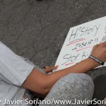 6/18/2015 - Vigil in Union Square, NYC, for Charleston, South Carolina. Photo by Javier Soriano/http://www.JavierSoriano.com/