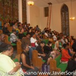 6/18/2015 - Prayer vigil at the First African Methodist Episcopal Church (First AME Church: Bethel) in Harlem for the African Methodist Episcopal (AME) Church in Charleston, South Carolina. Photo by Javier Soriano/http://www.JavierSoriano.com/