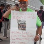 6/24/2015 - Demonstrators in Albany, New York State Capital.  Photo by Javier Soriano/http://www.JavierSoriano.com/