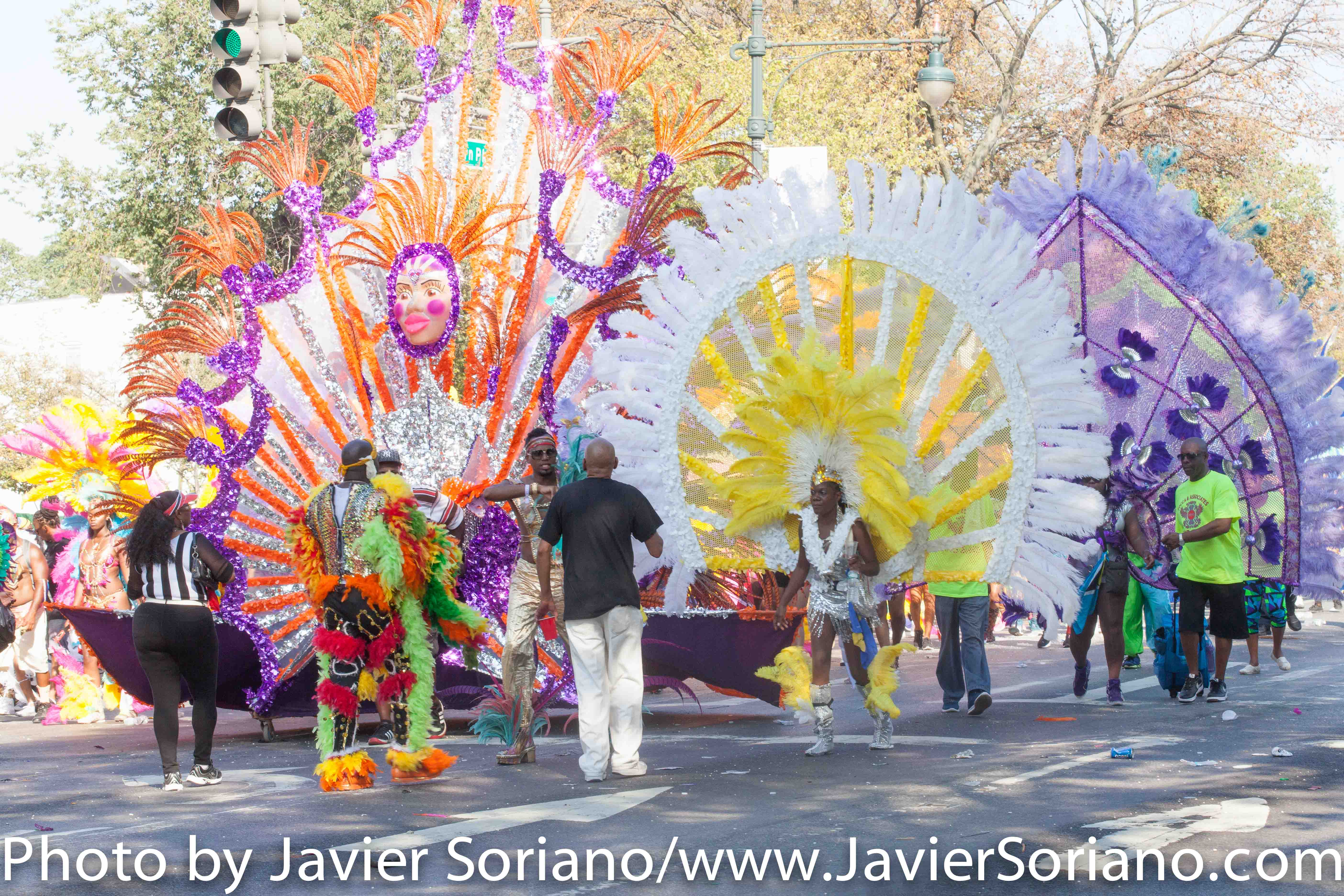Monday, September 7, 2015. New York City – As always, the Annual Labor Day Parade was amazing. Photo by Javier Soriano/http://www.JavierSoriano.com/