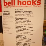10/05/2015 NYC - bell hooks Scholar-in-Residence.  The New School.  Monday, October 5th, 2015 to Friday, October 9th, 2015. Photo by Javier Soriano/http://www.JavierSoriano.com/