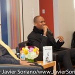 10/06/2015 NYC. The New School - Kevin Powell. Photo by Javier Soriano/http://www.JavierSoriano.com/
