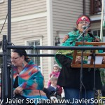 11/26/2015 - 46th National Day of Mourning 2015. Cole's Hill. Plymouth, Massachusetts.  Photo by Javier Soriano/http://www.JavierSoriano.com/