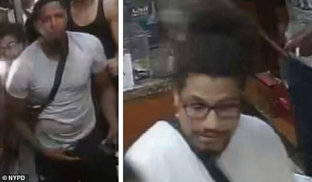 El NYPD dió a conocer fotos tomadas del video que muestra el ataque a la familia Hispana en Manhattan, ciudad de Nueva York.  El NYPD insta a cualquier persona que tenga información sobre estas personas que llame a Crime Stoppers de manera anónima. En Inglés: 1800-577-8477 o en Español al 1-888-577-4782.