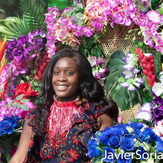 "Sunday, September 6, 2020. Brooklyn, New York City - ""Community Carnival"" at Grand Army Plaza in Brooklyn. The Wide Awakes and Large Up said: ""We celebrate and honor the beauty and brilliance of Caribbean culture. As many of you all know, due to COVID-19, the annual West Indian Day parade is going virtual this year. With love and in solidarity, The Wide Awakes and Large Up are excited to amplify the voices of our Caribbean brothers and sisters with a fun filled day of unity and empowerment."" Photo by Javier Soriano/www.JavierSoriano.com"
