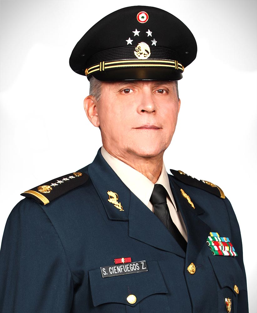 Salvador Cienfuegos Zepeda. Foto: PresidenciaMX 2012-2018/Wikipedia.org