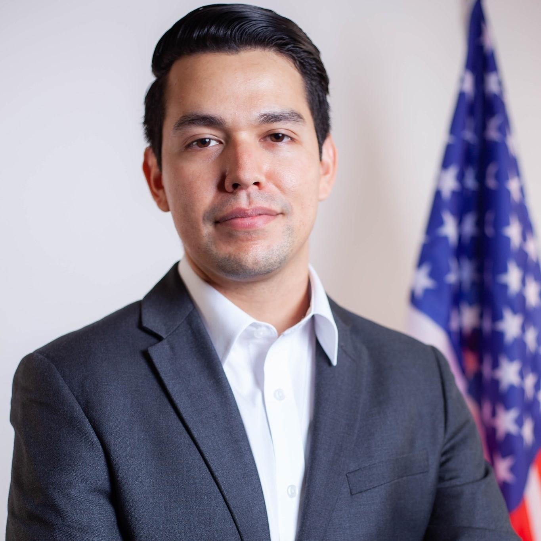 Green Party Emmanuel J. Estrada. Next Mayor of Baldwin Park, California. Photo by Emmanuel J. Estrada/Facebook.