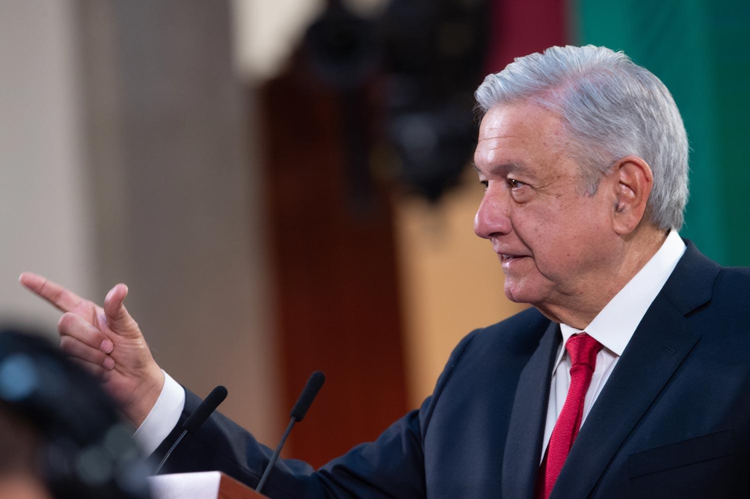 FOTO DE ARCHIVO Jueves 14 de enero de 2021. Presidente mexicano Andrés Manuel López Obrador. Foto por gobierno mexicano.